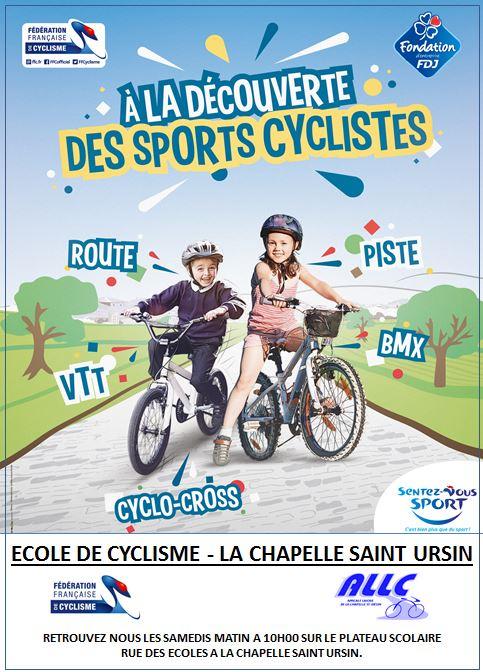 Allc cyclisme 2018
